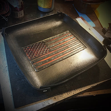 Everyday Carry Tray Old Glory Black