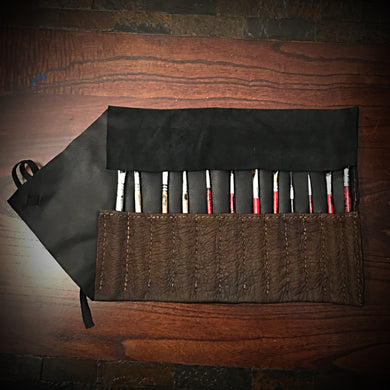 Tool Roll, for your smaller tools or art supplies.