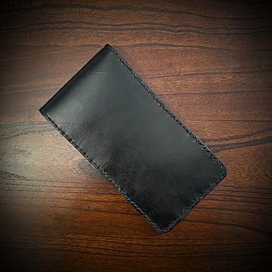 Notebook Cover - Black