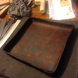 Everyday Carry Tray Brown