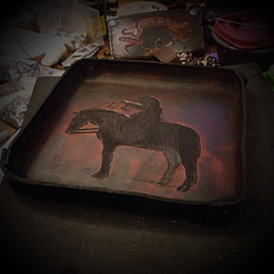 Everyday Carry Tray Rider Brown