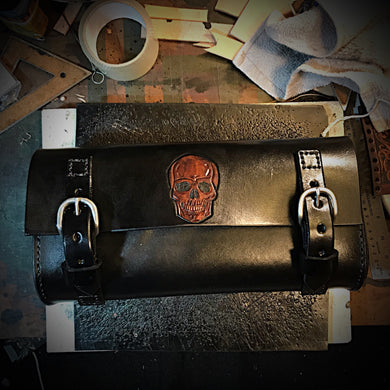 Tool bag for Motorcycle - Skull