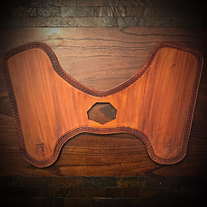 Heat Shield for Indian Scout motorcycle - Indian Tan