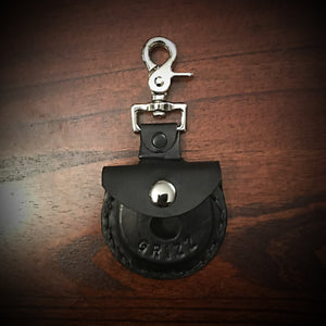 Key Fob Carrier fits both Indian and Harley Fobs