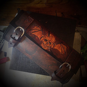 Tool Bag for Motorcycles - Custom Art and color