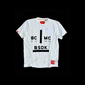 BC MC BSDK - WSKY White T-shirt
