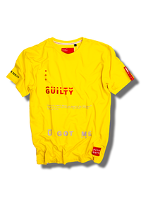 Guilty | Yellow T-shirt