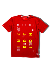 Inception | Red T-shirt