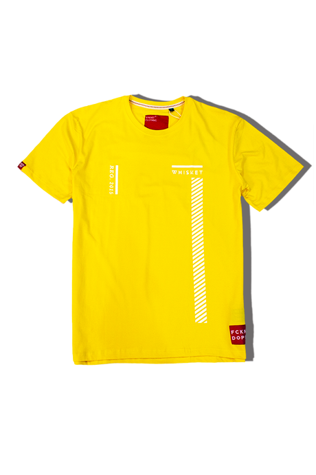 REG 2015 | Yellow T-shirt