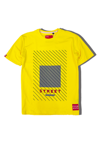 Street | Yellow T-shirt
