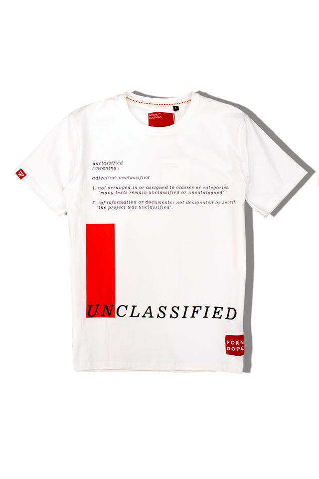Unclassified | White T-shirt