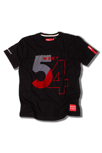 Fifty 4 | Black T-shirt