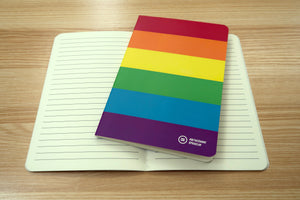彩虹筆記本 Rainbow Notebook