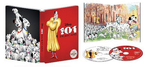 101 Dalmatians Disney Collection BD/DVD (1961) Steelbook