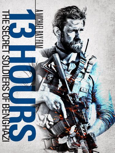 13 Hours of Benghazi   4K steelbook