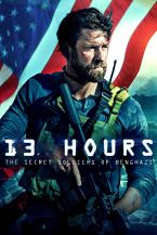 13 Hours of Benghazi 4K  UHD - Blu-ray Digital Copy
