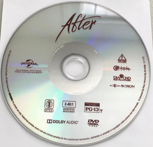 After - DVD  Media Only