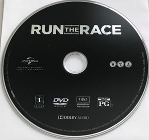 Run the Race  DVD Media only