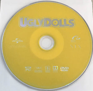 Ugly Dolls   DVD media only