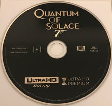 Quantum Solace  4K Media only