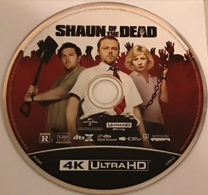 Shaun of the Dead 4K media
