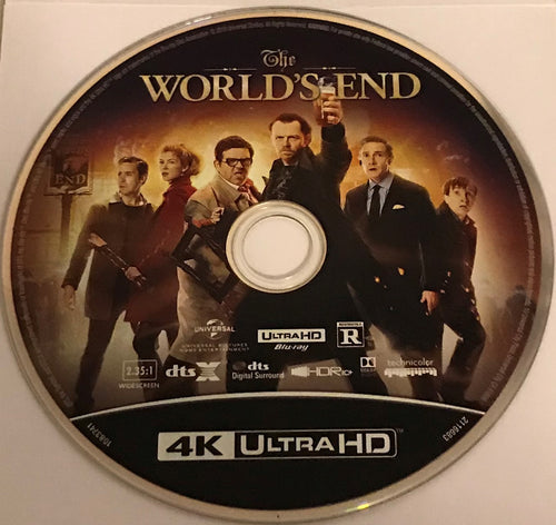 World's End   4K media