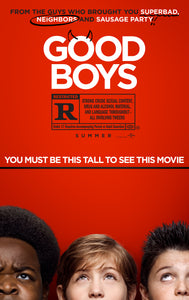 The Good Boys Blu-ray  Media