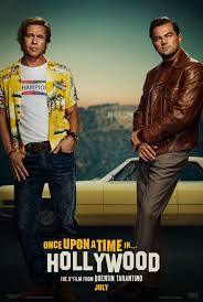 once upon a time in hollywood 4K Media