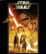 Star Wars: Episode VII: The Force Awakens  4K Media only