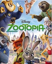 Disney Zootopia 4K  Media Only