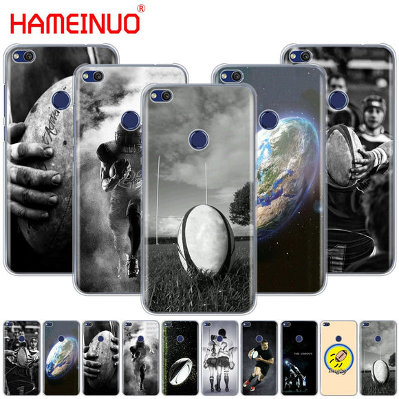 Rugby Ball Sport Cover phone Case for huawei