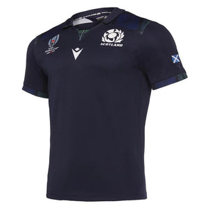 SCOTLAND  RUGBY RWC  2019 RUGBY HOME JERSEY  size S-5XL