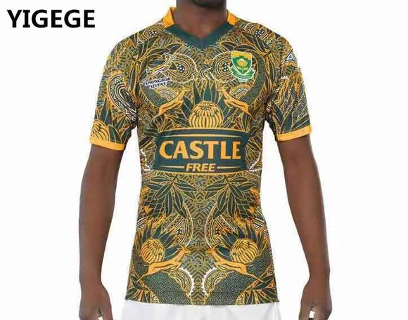 100th Anniversary Commemorative Edition 2019 South Africa Jersey shirt