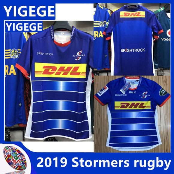 2018/19 Stormers Mens Home Jersey S-3XL