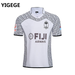 2018-2019 Fiji Home rugby Jersey Rugby