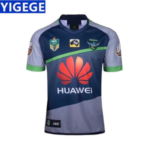 CANBERRA RAIDERS 2018 AWAY JERSEY NRL