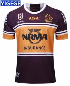 BRISBANE BRISBANE BRONCOS 2019 MEN'S HOME JERSEY
