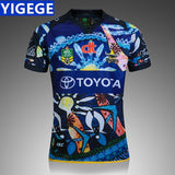 NORTH QUEENSLAND COWBOYS INDIGENOUS JERSEY