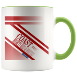 Heartland Accent Mug - The Might of Red & White