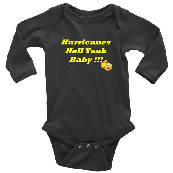 HHYB - Baby Body Suit (Long Sleeve)