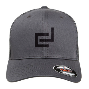 Clint Lowery: CL Logo - FlexFit Hat