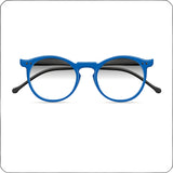 glasses repositionable wall decal
