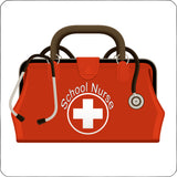 school nurse bag
