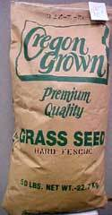 Certified DOT Hard Fescue 50#