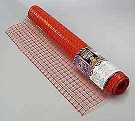 Safety Fence Orange 4'x100'