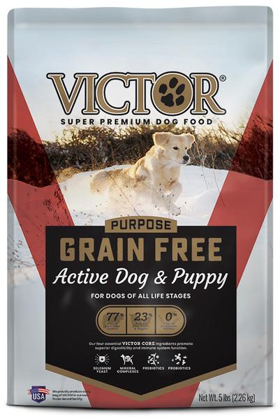 Victor Active Dog & Puppy 30#