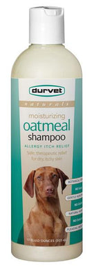 Shampoo Moist Oatmeal 17oz