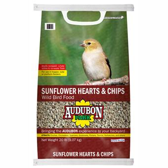Sunflower Kernel Heart Chips