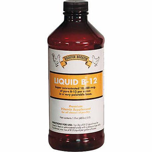 B12 with Vitamin K Rooster Boos