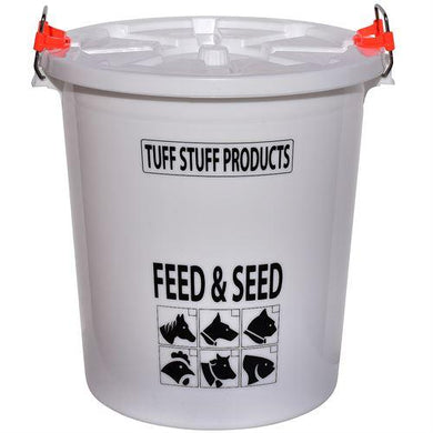 Storage Drum 25 lb Feed & Seed